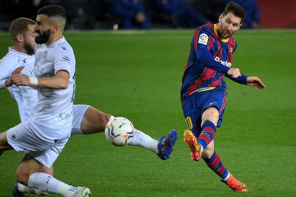 Tất cả vì Messi! - Ảnh 1.