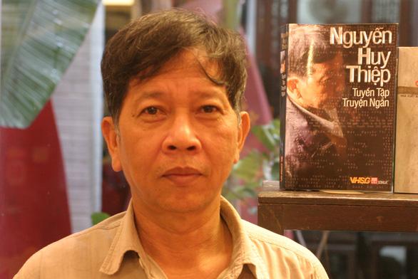 Nguyễn Huy Thiệp: Người đạt đỉnh cao nghệ thuật của truyện ngắn - Ảnh 1.