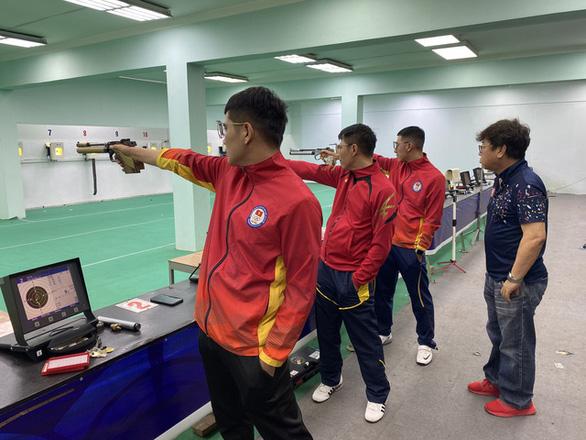 Bắn súng Việt Nam chia tay giấc mơ Olympic Tokyo - Ảnh 1.