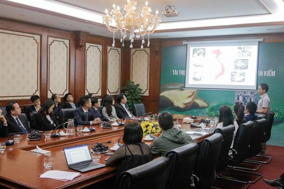 Danko Group chung tay bảo tồn rùa Hoàn Kiếm - Ảnh 3.
