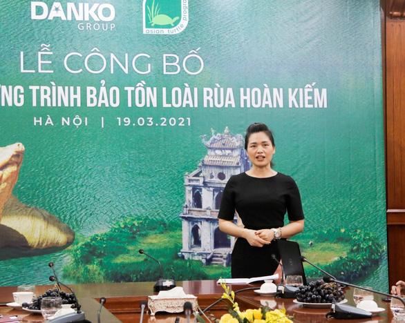 Danko Group chung tay bảo tồn rùa Hoàn Kiếm - Ảnh 4.