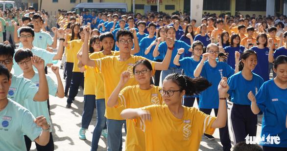 TP.HCM thay đổi quy chế tuyển sinh lớp 10 tích hợp - Ảnh 1.