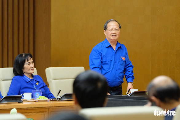 Thủ tướng: Làm công tác Đoàn, học được phần mềm ứng xử - Ảnh 5.