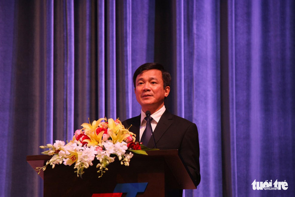Tòa án TP.HCM thụ lý vụ ông Lê Vinh Danh kiện Tổng LĐLĐ Việt Nam - Ảnh 1.