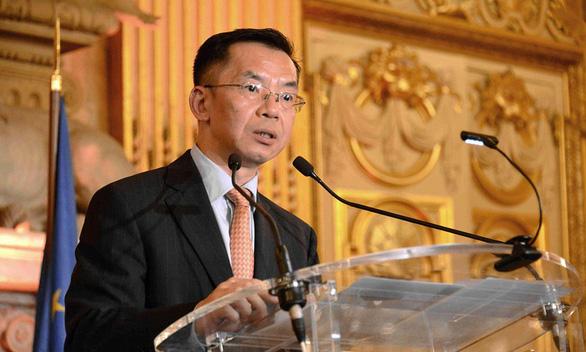 Sau ngoại giao chiến lang ở Mỹ, Trung Quốc lớn giọng luôn tại Pháp - Ảnh 1.