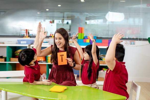 Vai trò của nhà trường trong hành trình phát triển của trẻ - Ảnh 3.