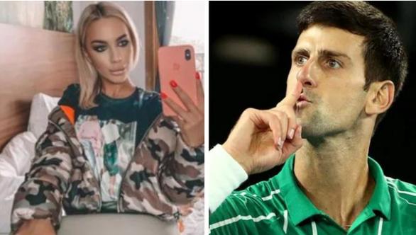 Điểm tin thể thao tối 22-3: Người mẫu bị gạ 'dụ dỗ và lên giường' với Djokovic - Ảnh 2.