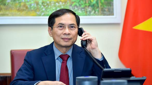 Việt Nam trao đổi với lãnh đạo chính sách châu Á của Mỹ - Ảnh 1.