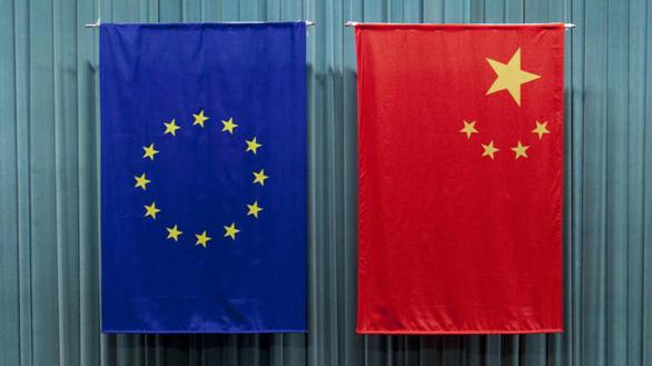 Nghị sĩ châu Âu đe dọa không ký thỏa thuận đầu tư cùng Trung Quốc - Ảnh 1.