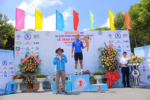 Điểm tin thể thao tối 23-3: Nguyễn Thị Thật đoạt áo xanh tổng sắp Cúp Biwase - Ảnh 1.