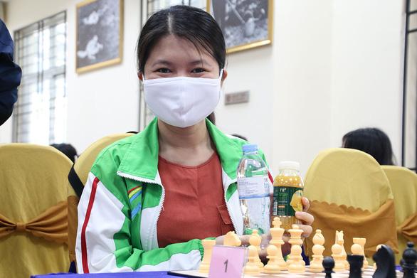 Điểm tin thể thao tối 23-3: Nguyễn Thị Thật đoạt áo xanh tổng sắp Cúp Biwase - Ảnh 2.