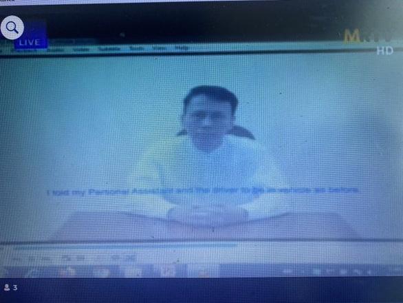 Quân đội Myanmar tung video tố bà Aung San Suu Kyi nhận hối lộ - Ảnh 1.