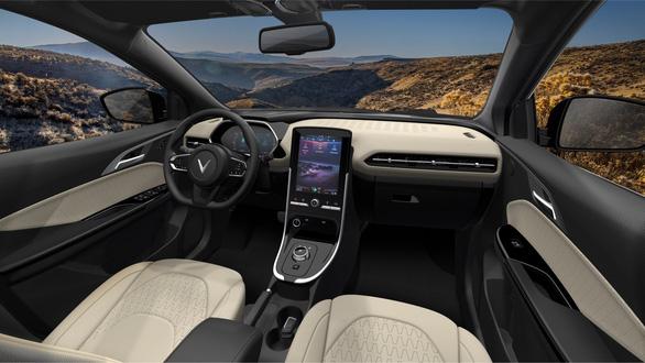 VinFast mở bán ô tô điện đầu tiên giá 690 triệu đồng, sạc đầy pin đi được 300km - Ảnh 3.