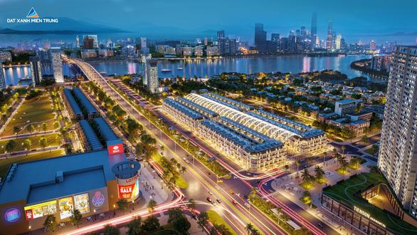 Khởi công shophouse Regal Pavillon trung tâm Đà Nẵng - Ảnh 2.
