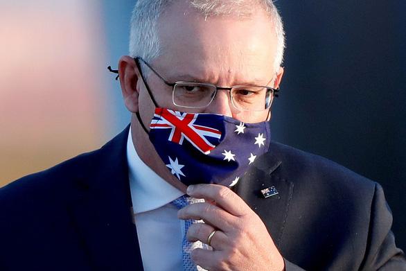 Lộ ảnh dâm ô của nhân viên chính phủ, thủ tướng Úc thừa nhận làm dân thất vọng - Ảnh 1.