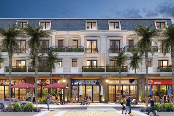 Khởi công shophouse Regal Pavillon trung tâm Đà Nẵng - Ảnh 4.