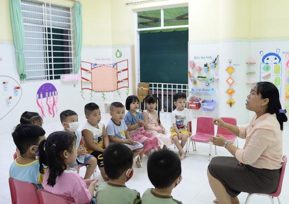 TP.HCM chi 20 tỉ đồng/năm hỗ trợ giáo viên mầm non mới ra trường - Ảnh 1.