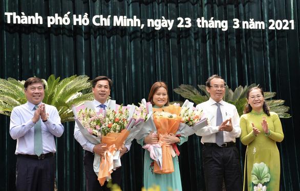 Chủ tịch UBND quận Gò Vấp làm trưởng Ban đô thị HĐND TP.HCM - Ảnh 1.