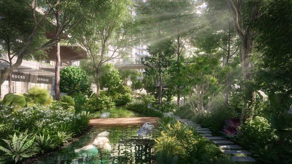 Thiên đường nghỉ dưỡng Bali giữa lòng Ecopark - Ảnh 5.
