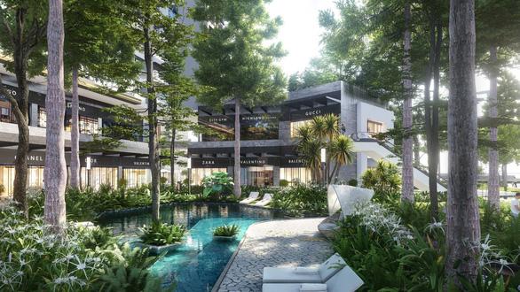 Thiên đường nghỉ dưỡng Bali giữa lòng Ecopark - Ảnh 9.