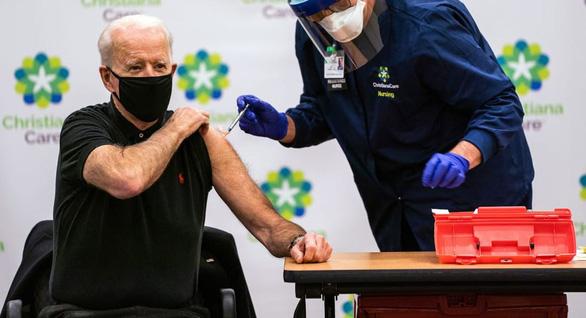 Những nguyên thủ nào đã tiêm vắc xin COVID-19? - Ảnh 2.