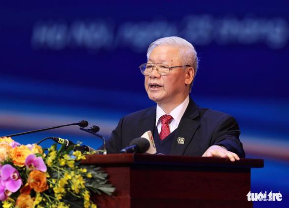 Tổng bí thư, Chủ tịch nước: Trong sức mạnh của dân tộc có sức mạnh của thanh niên - Ảnh 2.