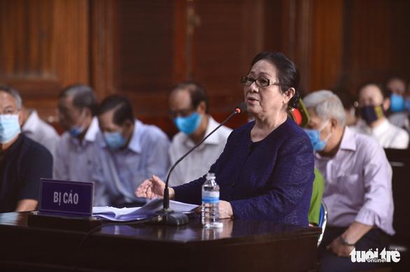 Bà Dương Thị Bạch Diệp: Tôi là nạn nhân mà bị án chung thân - Ảnh 1.