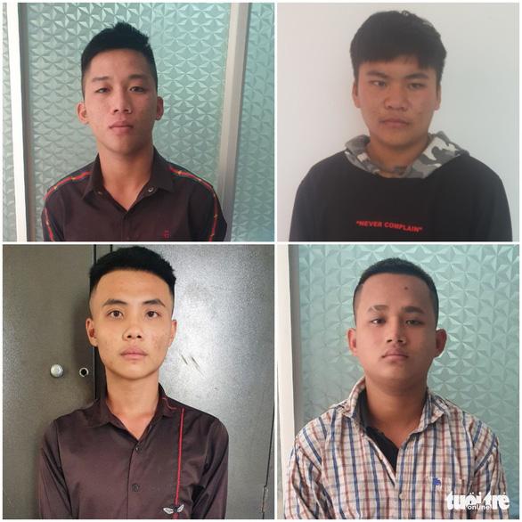 Khởi tố 2 bị can trong vụ nổ súng giữa đêm khuya ở Tiền Giang - Ảnh 2.