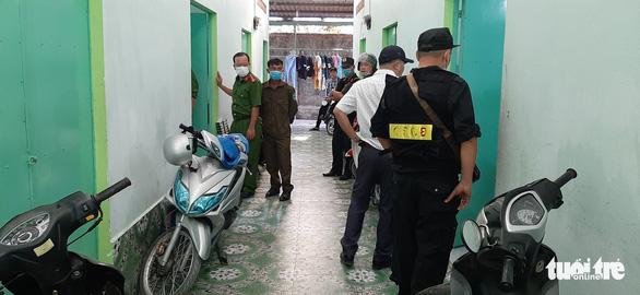 Phá chuyên án cho vay lãi nặng, đòi nợ thuê và tàng trữ chất ma túy lớn ở Tiền Giang - Ảnh 1.