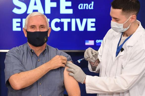 Những nguyên thủ nào đã tiêm vắc xin COVID-19? - Ảnh 4.