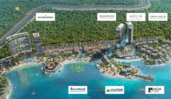 Vega City Nha Trang công bố đối tác chiến lược - Ảnh 1.