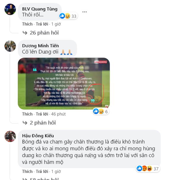 Dân mạng cầu nguyện cho Hùng Dũng, rần rần chỉ trích Hoàng Thịnh quá ác - Ảnh 2.