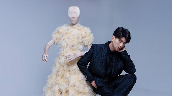 Nguyễn Minh Công công bố dự án sách ảnh về thời trang - Ảnh 1.