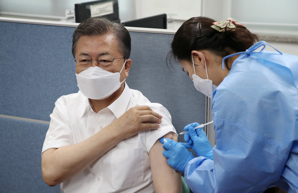 Những nguyên thủ nào đã tiêm vắc xin COVID-19? - Ảnh 1.