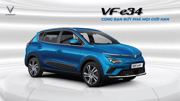 VinFast mở bán ô tô điện đầu tiên giá 690 triệu đồng, sạc đầy pin đi được 300km - Ảnh 4.