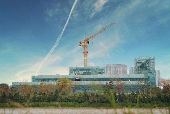 Bệnh viện Đại học Y khoa Tokyo sắp khai trương tại Ecopark - Ảnh 2.