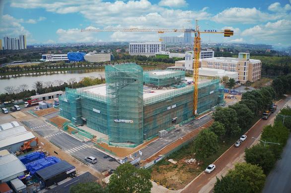 Bệnh viện Đại học Y khoa Tokyo sắp khai trương tại Ecopark - Ảnh 3.