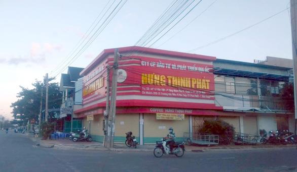 Khởi tố 2 giám đốc chi nhánh Hưng Thịnh Phát nhận cọc 70 tỉ đồng bán dự án ma - Ảnh 1.
