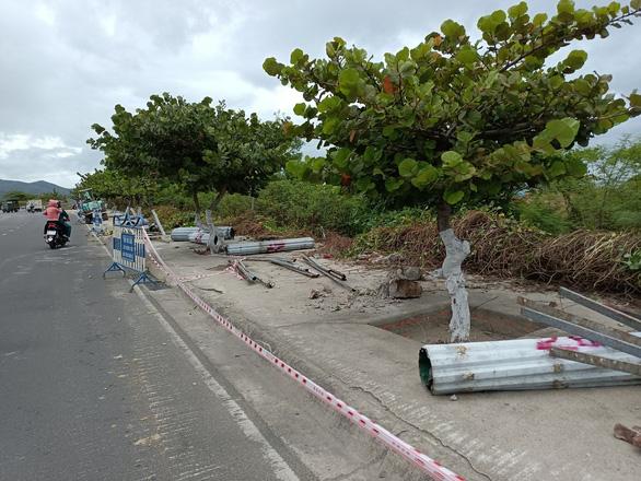 Cưỡng chế thu hồi dự án lấn vịnh Nha Trang, lấy đất xây công viên - Ảnh 3.