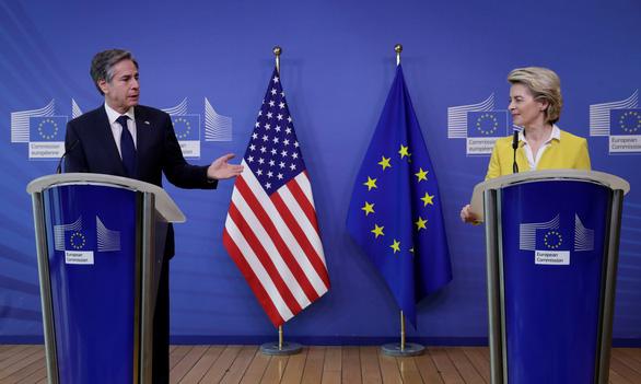 Ngoại trưởng Mỹ: Không buộc đồng minh đứng về phía Mỹ hay Trung Quốc - Ảnh 1.