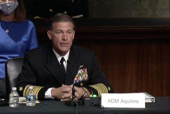 Đô đốc Mỹ: Trung Quốc có thể chiếm Đài Loan sớm hơn ta tưởng - Ảnh 1.