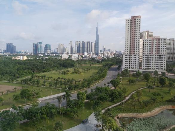 UBND TP.HCM đề xuất Thủ tướng xây dựng trung tâm tài chính khu vực và quốc tế - Ảnh 1.