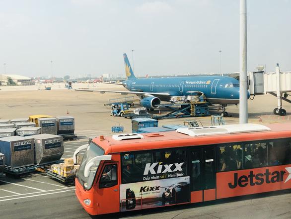 Vietnam Airlines muốn đẩy nhanh tiến độ bay thẳng đến Mỹ - Ảnh 1.