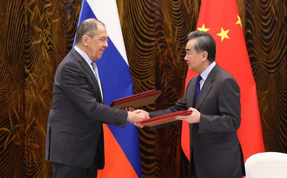 Úc, New Zealand ủng hộ hành động tập thể đầu tiên của phương Tây nhắm vào Trung Quốc - Ảnh 1.