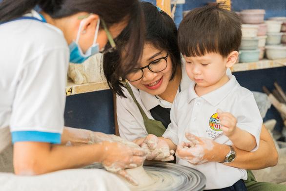 Nhìn lại một năm hoạt động của Trường Reggio Emilia Approach® đầu tiên tại Việt Nam - Ảnh 1.