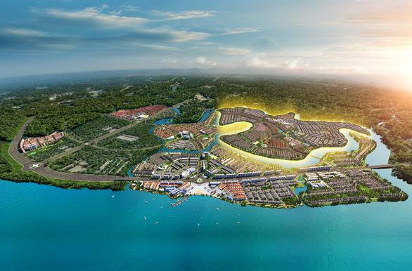 Loạt hạ tầng tỉ đô thúc đẩy bất động sản đông Sài Gòn - Ảnh 3.