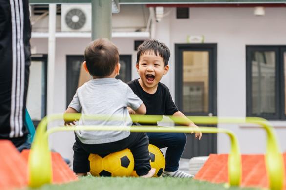 Nhìn lại một năm hoạt động của Trường Reggio Emilia Approach® đầu tiên tại Việt Nam - Ảnh 3.