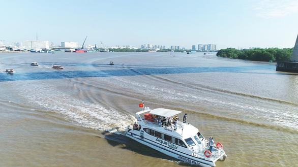 Loạt hạ tầng tỉ đô thúc đẩy bất động sản đông Sài Gòn - Ảnh 4.