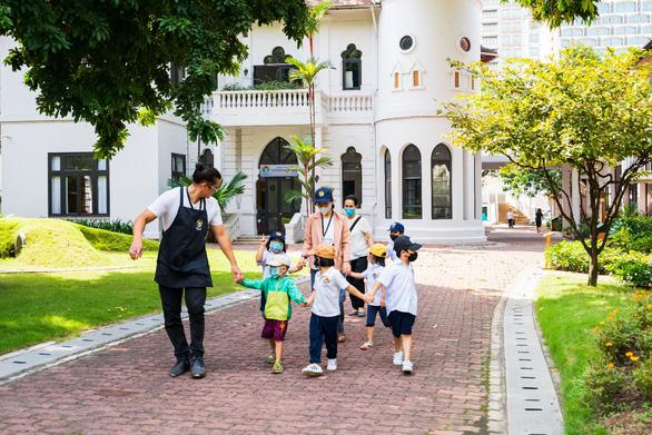 Nhìn lại một năm hoạt động của Trường Reggio Emilia Approach® đầu tiên tại Việt Nam - Ảnh 4.