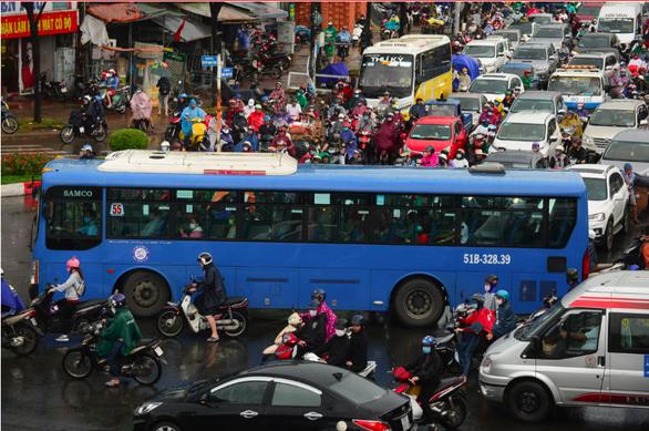 Sài Gòn bao dung - TP.HCM nghĩa tình: Có cơm thì nhường người chút cháo - Ảnh 1.